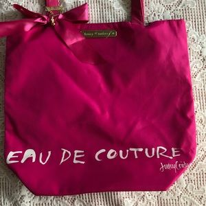 Juicy Couture Bags - Juicy Couture- dream doll pink